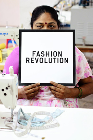 Fashion Revolution Week: Interview With Carry Somers, Founder of Fashion Revolution