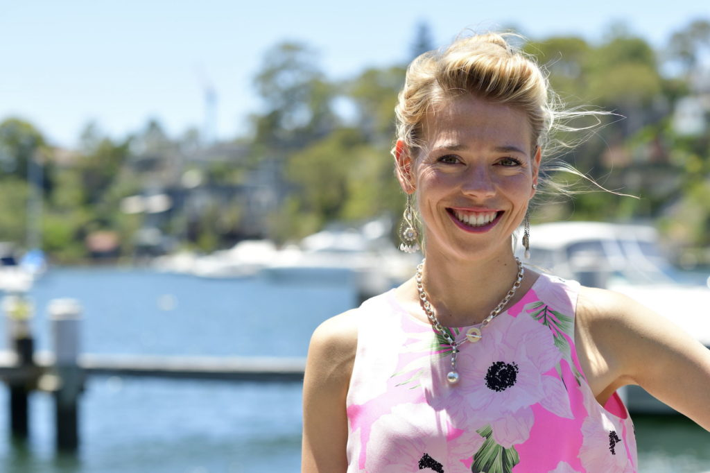 camille reed australia circular fashion