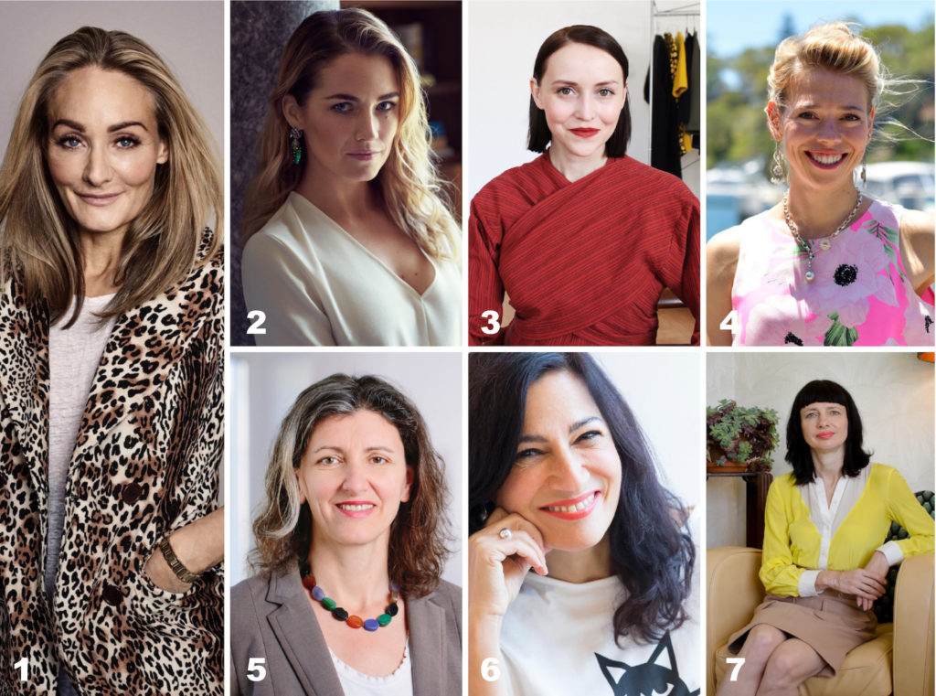 powerful women in sustainable fashion industry