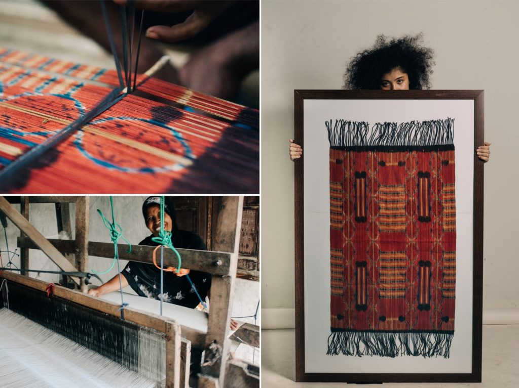 rupahaus weaving