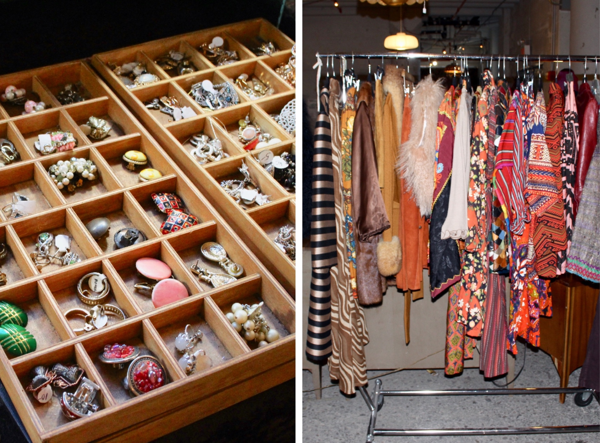 A guide to the best vintage fashion stores in new york for Best consignment stores nyc