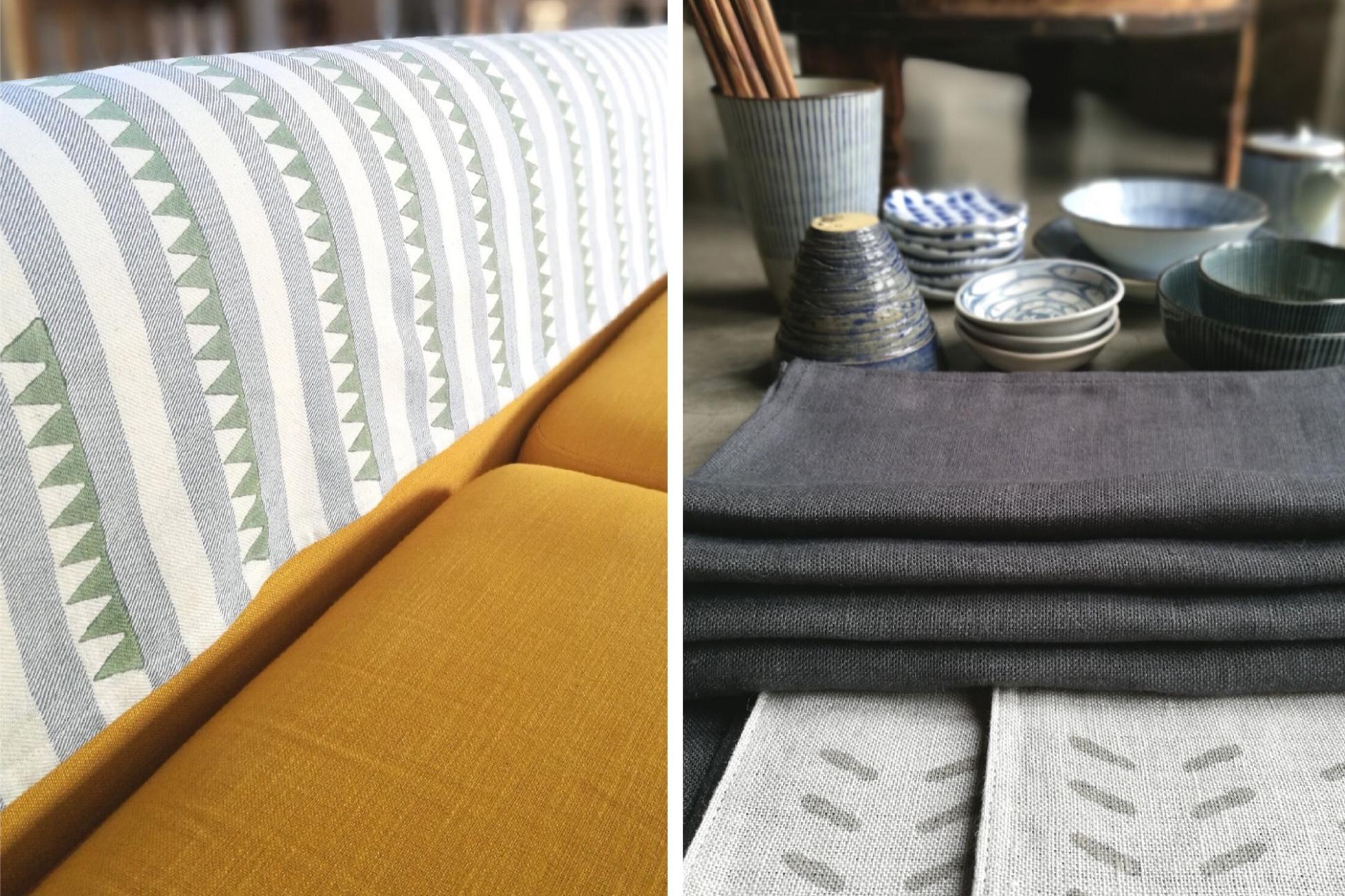 common textiles interior