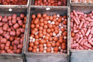 red pearls marche vernaison paris mochni