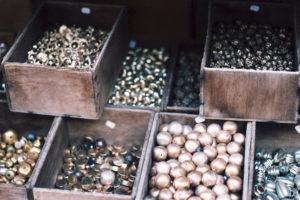 silver beads marche vernaison paris mochni