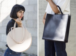 ethical leather bag zamt