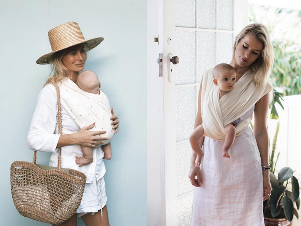 yoli and otis baby carrier
