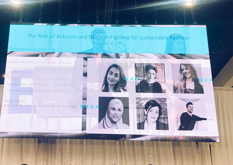 ReMode: The Biggest Sustainable Fashion Summit In The US