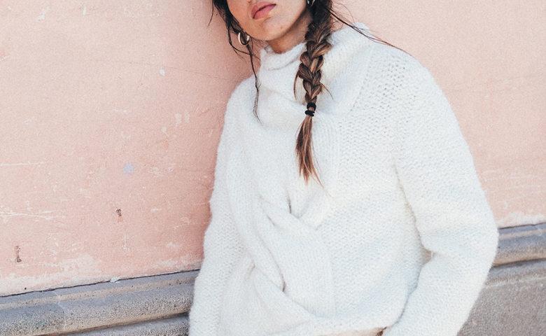 Alpaca Knitwear Label LN KNITS: Designed In Antwerp, Made In Peru