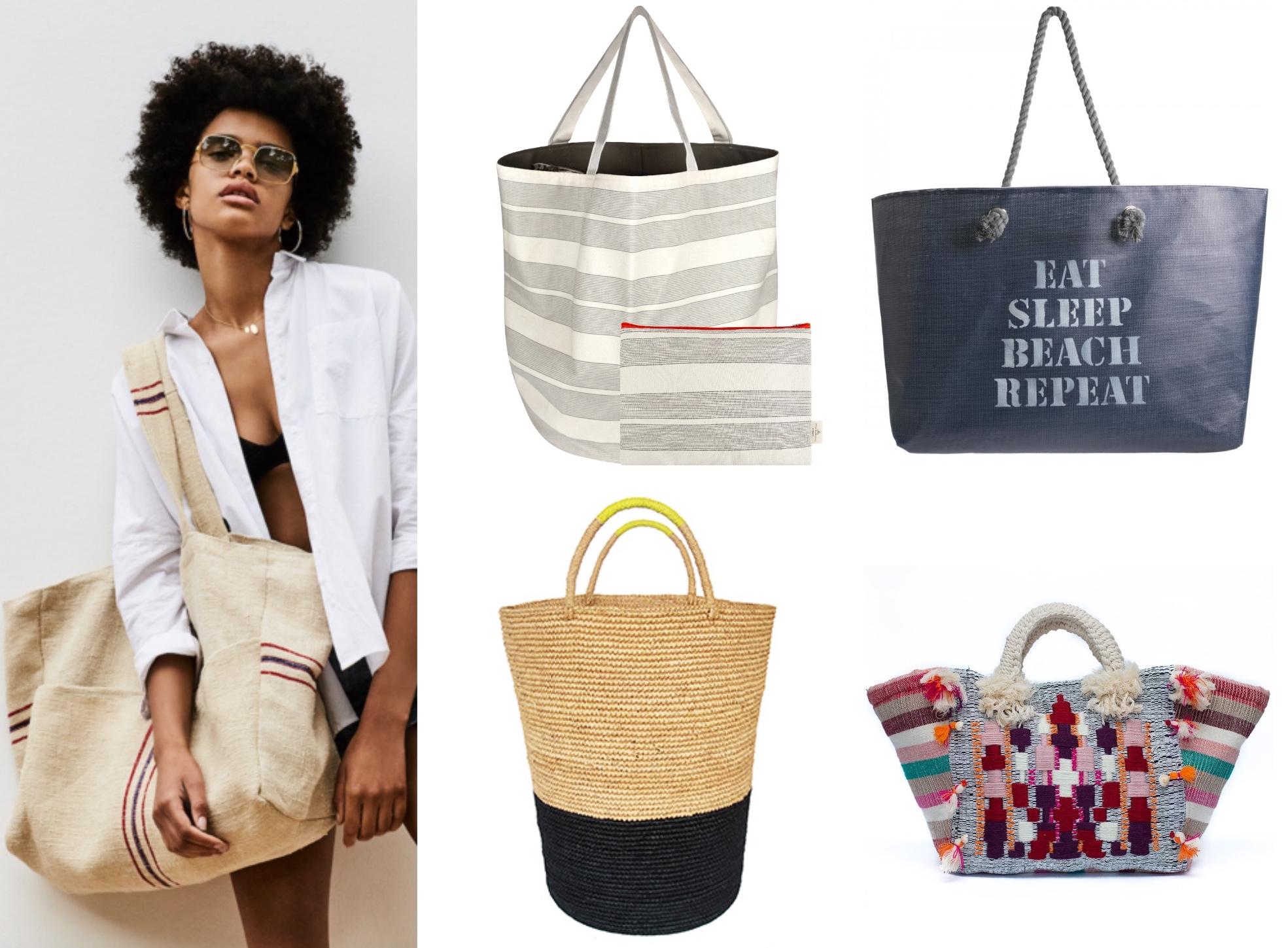 eco beach bags