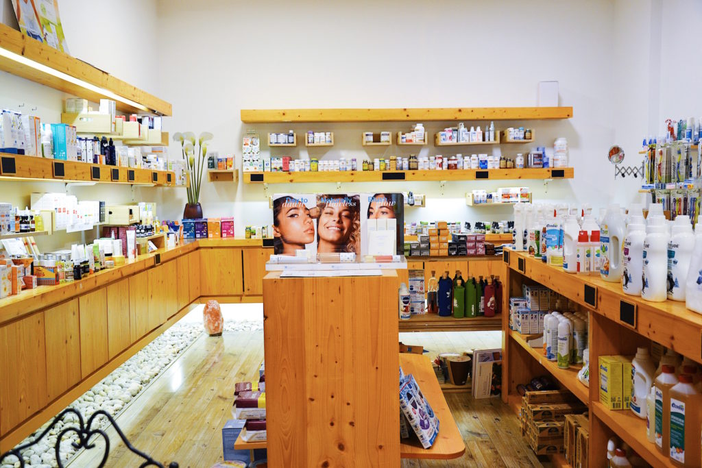 city guide beirut organic store