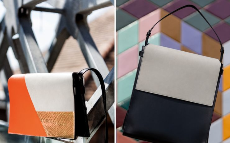 eco leather bag studio Gyzell