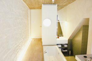 Hotel pilar bathroom