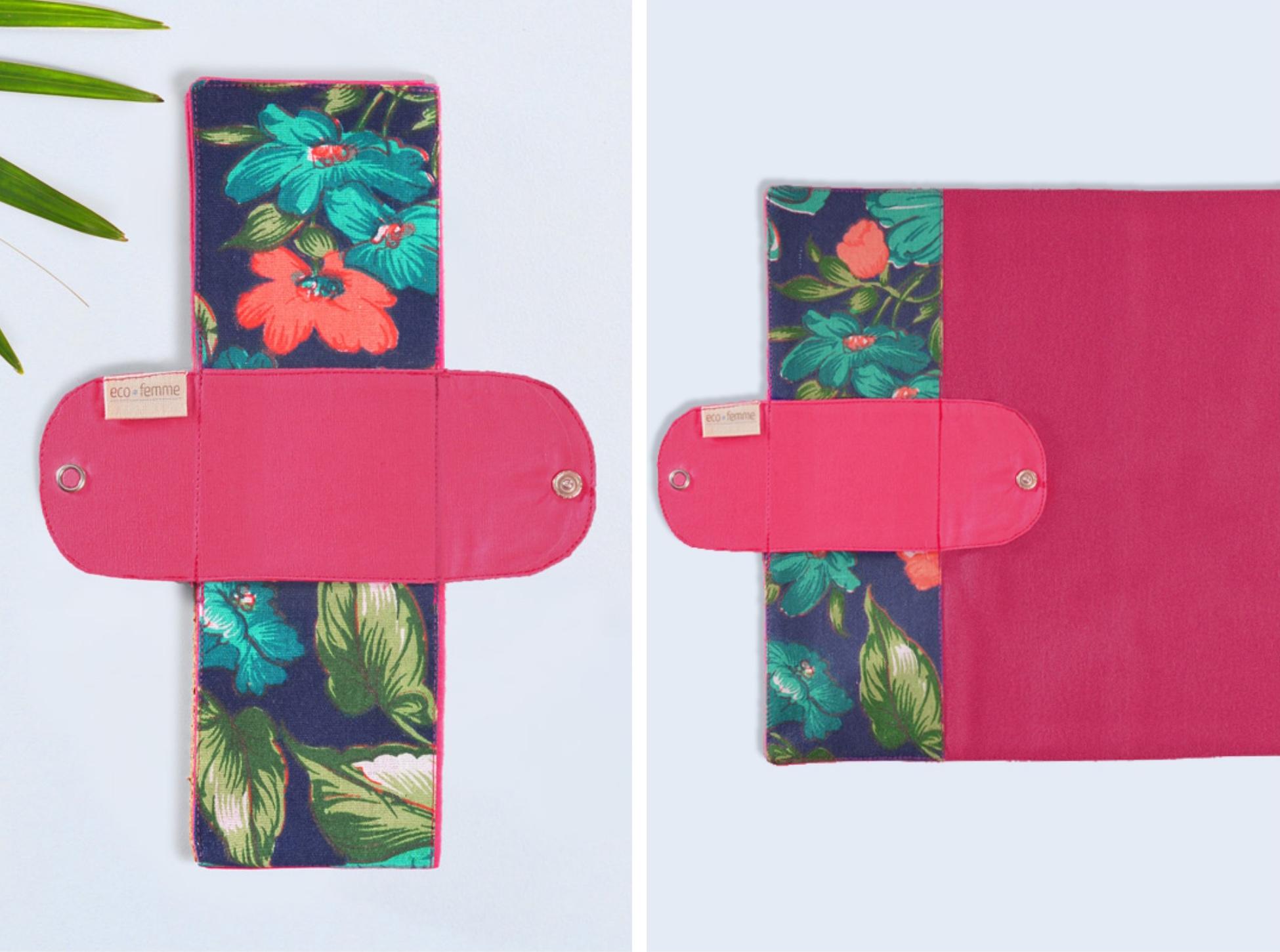 foldable cloth pad