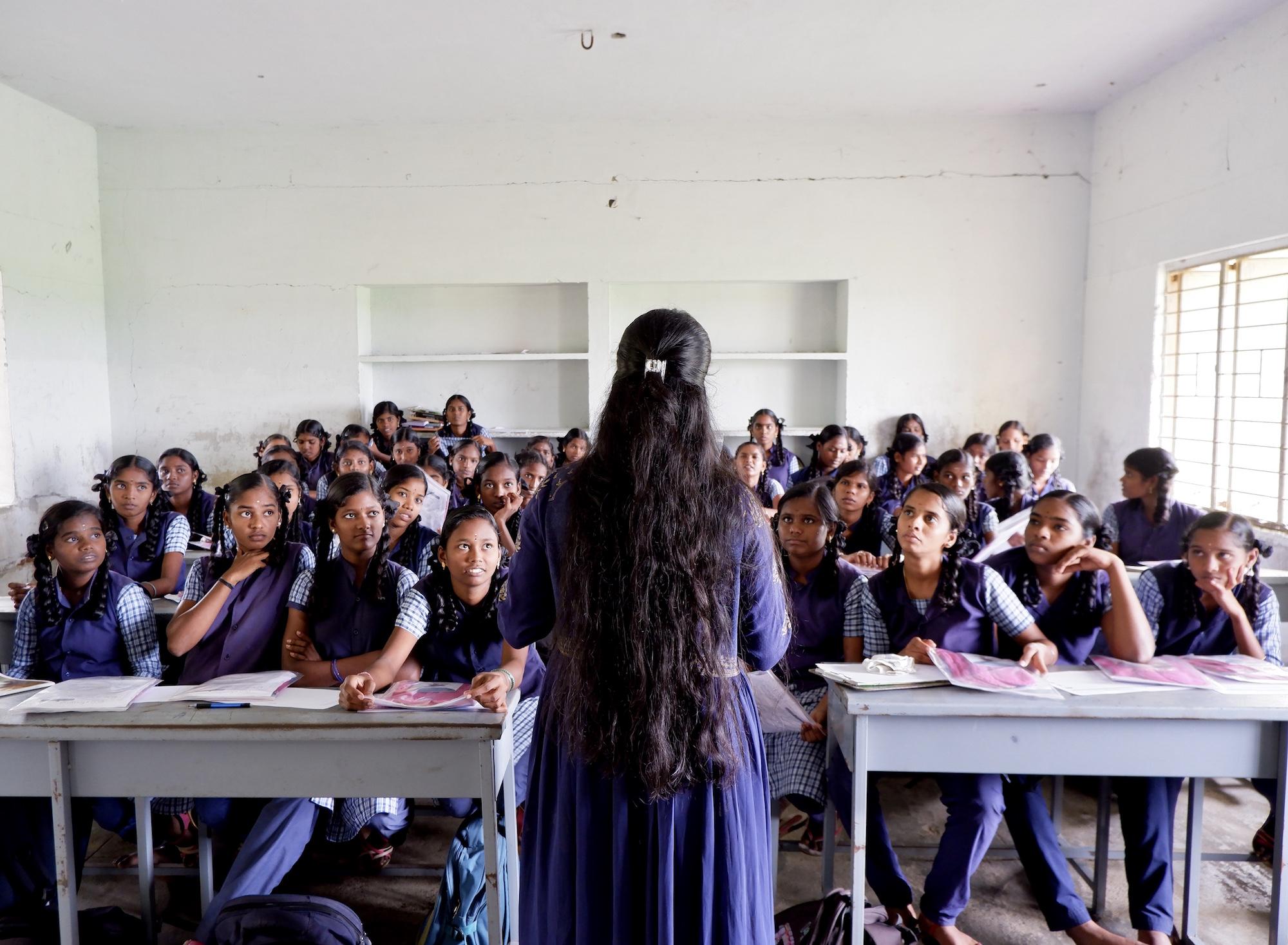 menstrual hygiene education