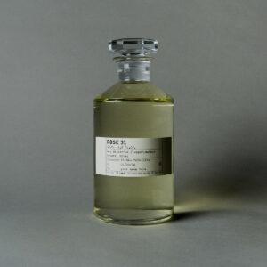 natural and organic perfume