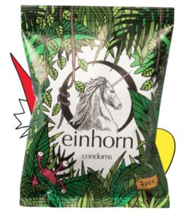 vegan condoms einhorn